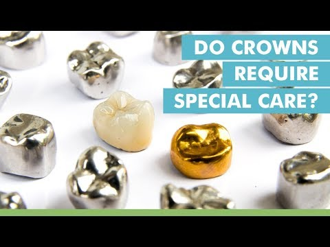 Do Crowns Require Special Care?