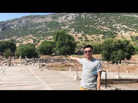 土耳其-以佛所古城EP1