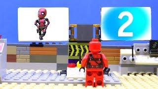 Transformers LEGO Cars experemental Soundwave, Ironman, Deadpool! truck car Marvel Superheroes toys