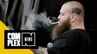 Action Bronson Splits With Atlantic Records and Announces 'White Bronco' Mixtape