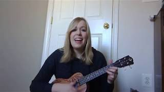 Delicate--Taylor Swift (ukulele cover)