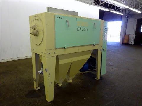 Used- Ocrim 'BioLine' Crusher, Model FRB, Carbon Steel - stock # 48343001