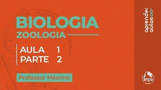 BIOLOGIA - AULA 1 - PARTE 2 - V�RUS E BACT�RIAS