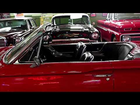 video 1965 Ford Thunderbird Convertible