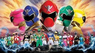 The Worst Power Rangers Crossover Ever