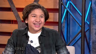 "Anthony Gonzalez on Auditioning For Disney Pixar's ""Coco"" 