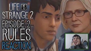 TRAILER REACTION | Life is Strange 2 Episode 2 Rules Trailer Reaction - Beaver Creek