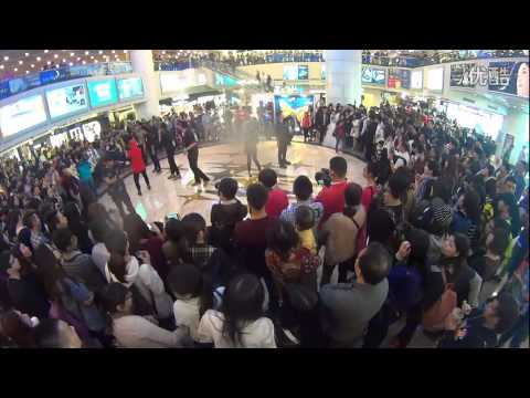 廣州快閃10分鐘玩轉香港經典金曲