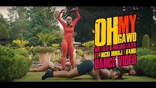 Mr Eazi & Major Lazer (feat. Nicki Minaj & K4mo) - Oh My Gawd [Dance Video]