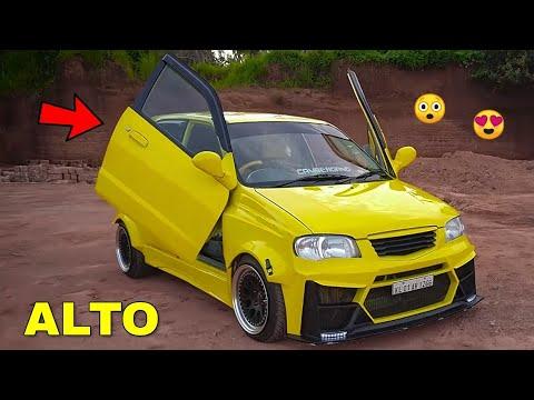 Top 10: BEST Modified Maruti Suzuki ALTO ...