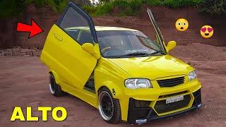 Top 10: BEST Modified Maruti Suzuki ALTO ! ! !