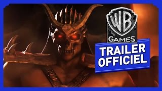 Mortal kombat :  bande-annonce VF