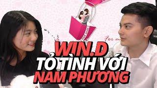 Win.D tỏ tình với Nam Phương trong ngày Valentine !?   CHƠI GAME VỚI GÁI CÙNG WIN.D