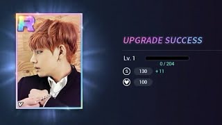[Superstar BTS] Upgrading from S to R card