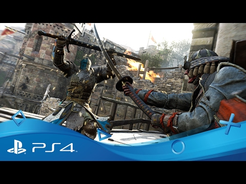 For Honor | Oni-Samurai-Trailer | PS4