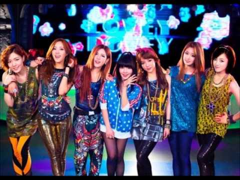 T-ara - Time To Love (Japanese Ver.)(Male)