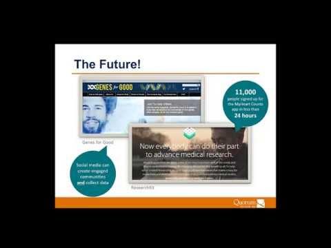 Webinar: Embracing Social Media in Research