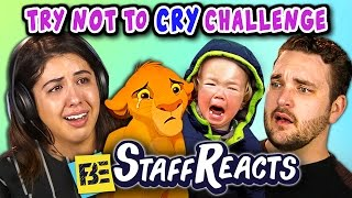 TRY NOT TO CRY CHALLENGE (ft. FBE STAFF)