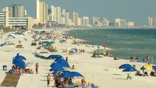 A Day at Panama City Beach