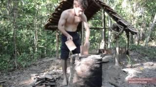 Cách xây nhà khi bị lạc ( kĩ năng sinh tồn )