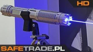[JET-05] JetLasers E-Series 1.5W 445nm Najmocniejszy Niebieski Blue Laser Ręczny [www.safetrade.pl]