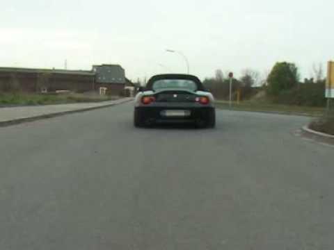 Eisenmann Exhaust for the BMW Z4 (e85) - www.eisenmann.us