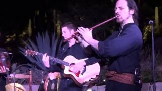 Scott Jeffers Traveler - Traveler (acoustic) - Cows of Kilyos - 4/17/2015 - Live at the Desert Botanical Garden