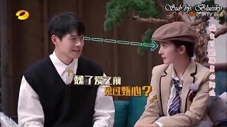 (VietSub) Dương Mịch bị bắt gặp hẹn hò Ngụy Đại Huân Đặng Luân thất tình...
