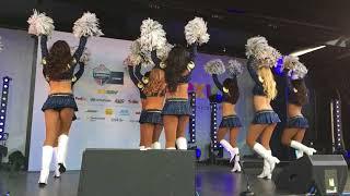 LA Rams Cheerleaders