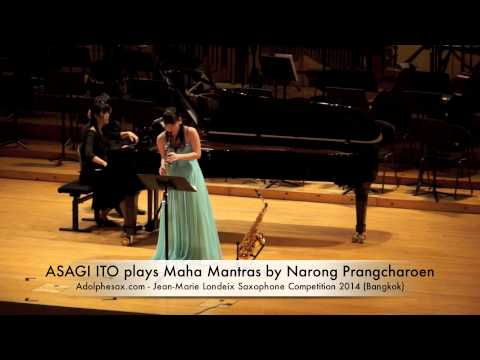 ASAGI ITO plays Maha Mantras by Narong Prangcharoen