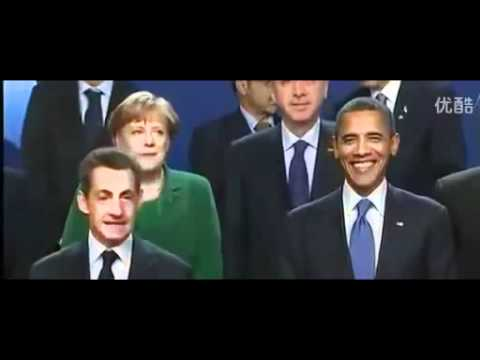 The Chinese president bypassing French president S
