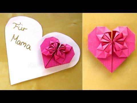 muttertagsgeschenke basteln geschenk zum muttertag basteln mama youtube. Black Bedroom Furniture Sets. Home Design Ideas
