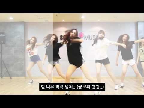 [여자친구/신비] 여자친구의 댄싱왕 (feat.춤선)