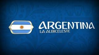 ARGENTINA Team Profile  – 2018 FIFA World Cup Russia™