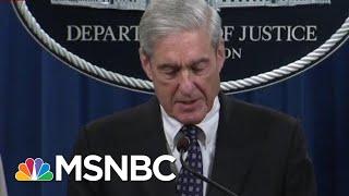 President Donald Trump Disputes Robert Mueller Report's Findings | Deadline | MSNBC