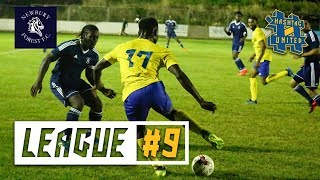 MIDWEEK MAYHEM! - NEWBURY FOREST VS HASHTAG UNITED