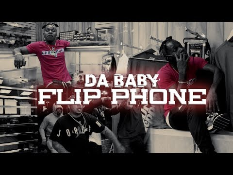 DaBaby (Baby Jesus) - FLIP PHONE [Official Video]