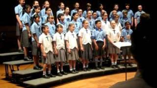 RLC Choir-'The Long White Sails'