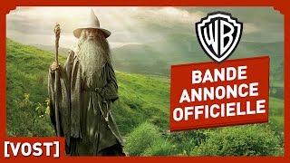 Le hobbit : un voyage inattendu :  bande-annonce 2 VOST
