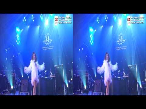 [3D VIDEO] Phương Vy Live concert (Hennessy Artistry Vietnam 2012)