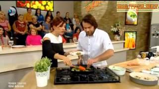 Yemek Takımı Pesto Soslu Tavuk Bohça Tarifi Canlı izle 14.11.2013