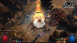 Геймплей онлайн игры Path of Exile (Full HD, Ultra Graphics)