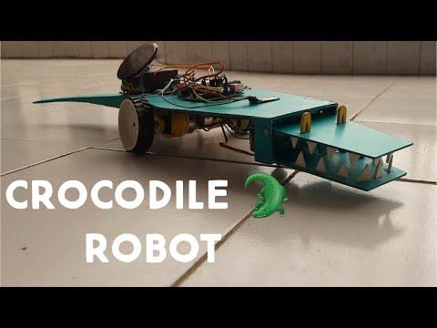 Crocodile Robot