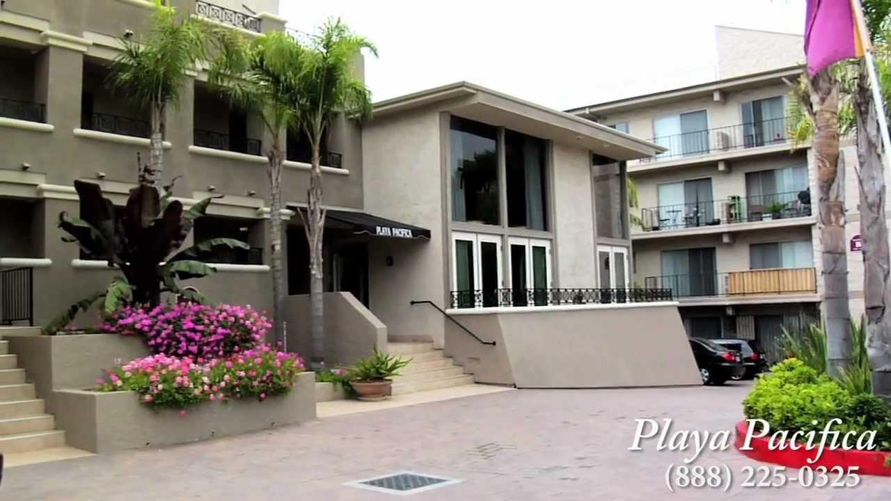 Playa Pacifica Los Angeles Apartments Neighborhood Tour