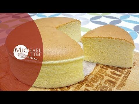 Japanese Cheese Cake / Basic Newly Improved Recipe