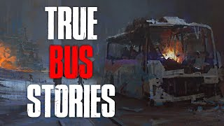 4 True Scary Bus Horror Stories