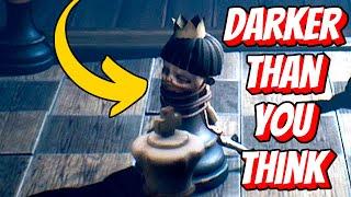 The Hidden Dark Secrets of the School | Little Nightmares 2 Theory!