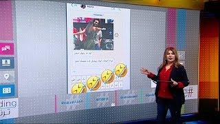 والدة محمد صلاح تعلق على صورة حضنه لفتاة في دبي     -