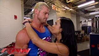 Does aj lee and dolph ziggler really hookup