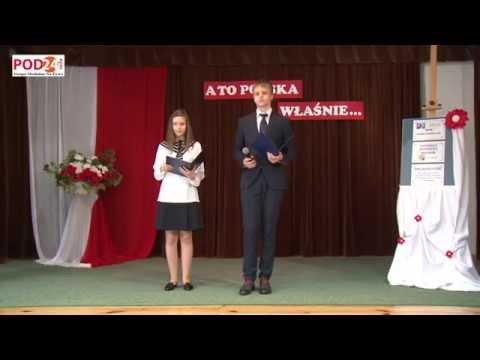 """Konkurs recytatorski """"A to Polska właśnie"""""""